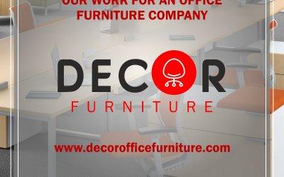 Launching DecorOfficeFurniture.com