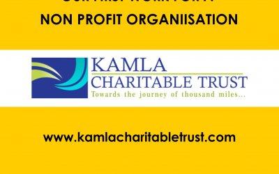 Launching KamlaCharitableTrust.com