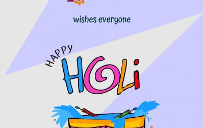 A Very Happy Holi To All From : Delhi Developer, A Website Designing Company in Delhi