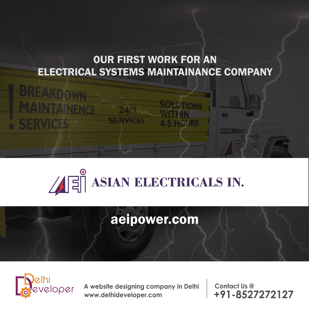Launching AEIPower.com » Delhi Developer