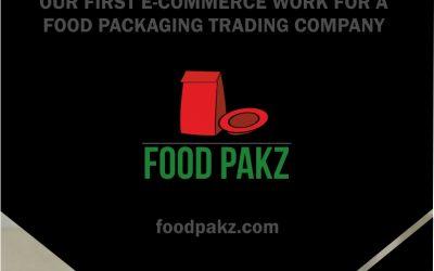 Launching FoodPakz.com