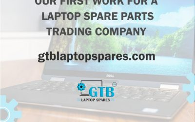 Launching GTBLaptopSpares.com