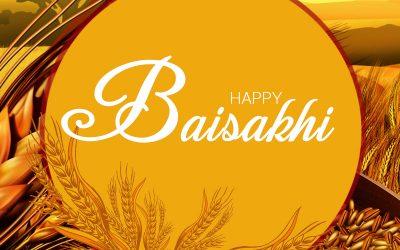 A Happy Baisakhi To All From Delhi Developer
