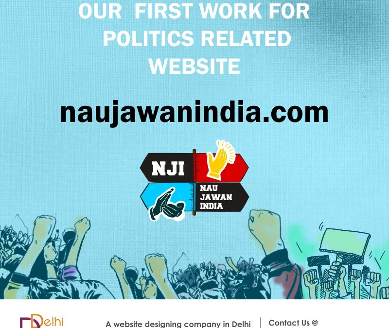 Launching NaujawanIndia.com